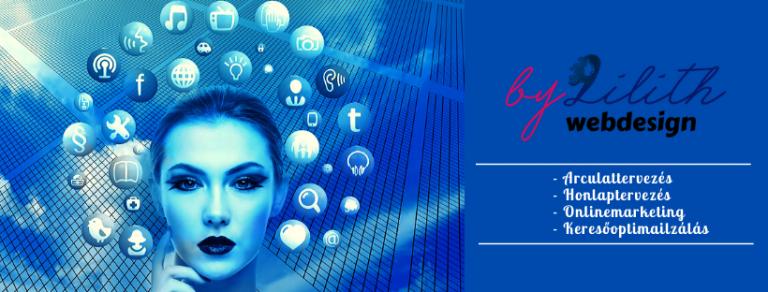 byLilith webdesign Facebook borító