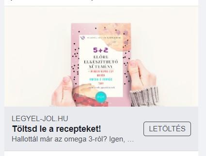 facebook hirdetés típusok feliratkoztato hirdetések