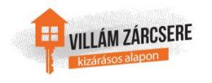 zárcsere logo